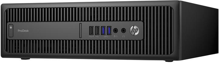 HP ProDesk 600 G2 SFF, černá