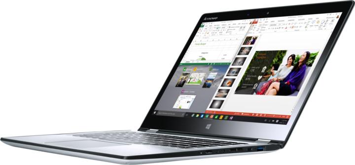 Lenovo Yoga 700-14ISK, bílá