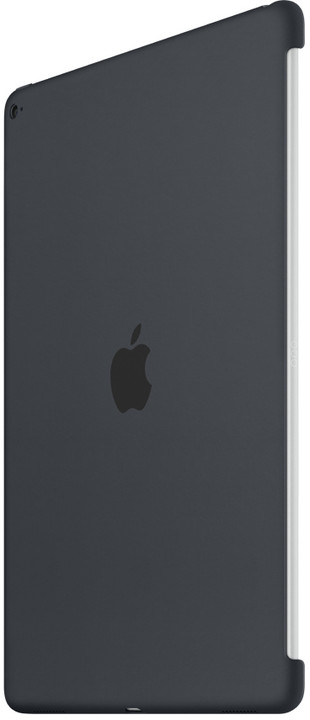 APPLE pouzdro Silicone Case, Charcoal Gray