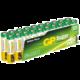 GP, alkalická, AA 20ks  + LED dekorační řetěz 50 LED 2.5m IP20 WW, teplá bílá (v ceně 199,- Kč)