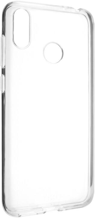 FIXED TPU gelové pouzdro pro Asus Zenfone Max Pro M2 (ZB631KL), čiré