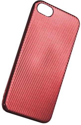 Forever silikonové (TPU) pouzdro pro Huawei P10 LITE, carbon/červený