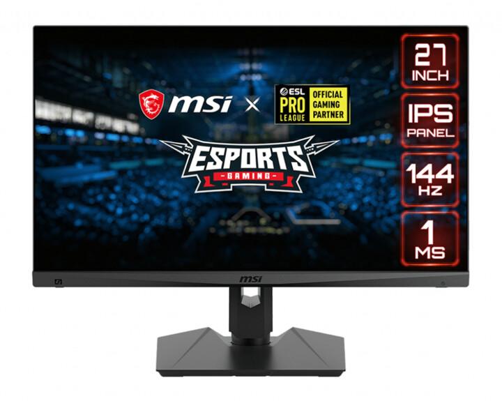 """MSI Gaming Optix MAG274R - LED monitor 27"""""""