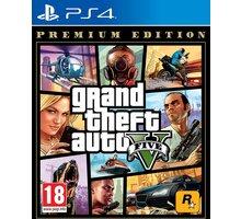 Grand Theft Auto V - Premium Edition (PS4) - X31499