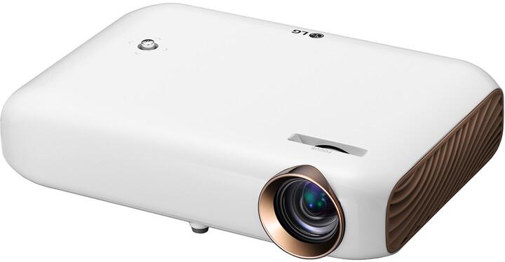 LG PW1500G - mobilní mini projektor