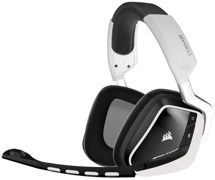 Corsair Gaming VOID Wireless, bílá