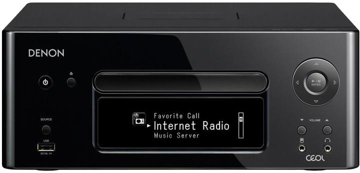 Denon RCD-N9, černá