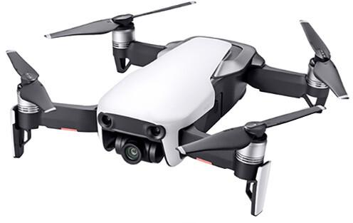 DJI Mavic Air Fly More Combo, 4K kamera, bílý