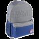 Batoh Avengers - Captain America logo, modro šedý
