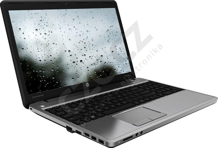 HP ProBook 4540s, stříbrná