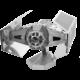 Metal Earth Star Wars - kovový model TIE Fighter Advanced X1