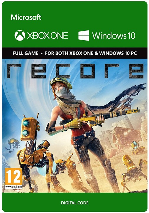ReCore (Xbox Play Anywhere) - elektronicky