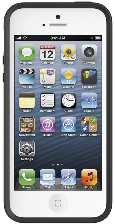Belkin Pouzdro pevné/TPU iPhone 5/SE, čiré/černá