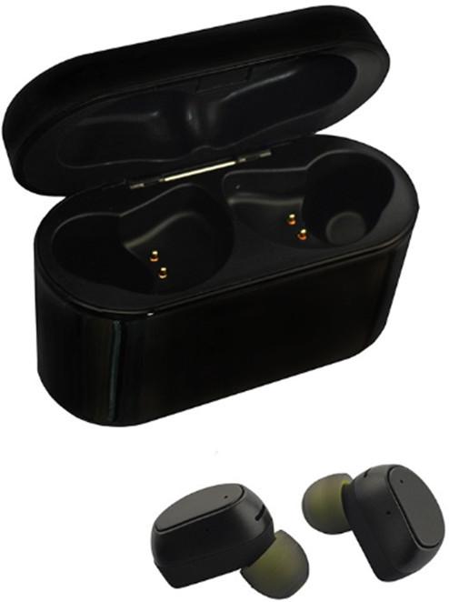 IMMAX bezdrátová sluchátka, černá