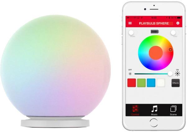 MiPow Playbulb Sphere Chytré LED osvětlení