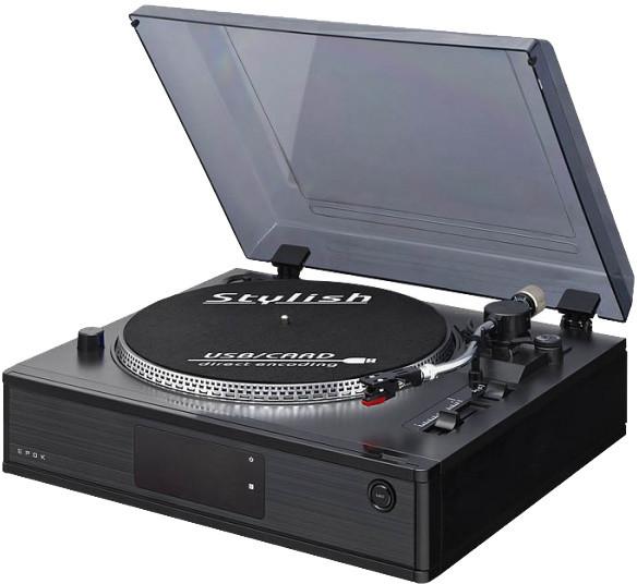 Thomson TT500CD, černá