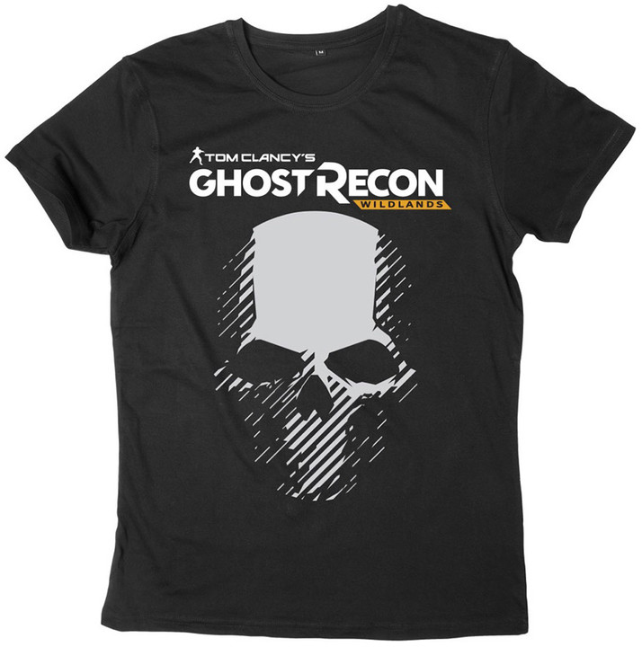 Ghost Recon: Wildlands - Skull Logo (L)