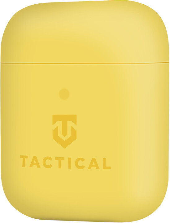 Tactical ochranné pouzdro Velvet Smoothie pro Apple AirPods, žlutá