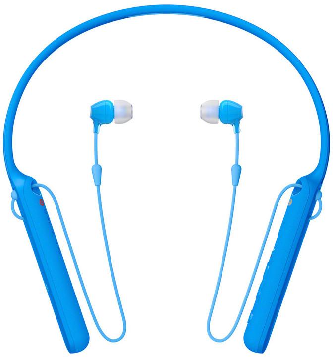 Sony WI-C400, modrá