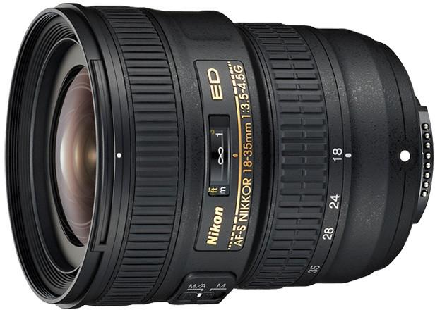 Nikon objektiv Nikkor 18-35 mm f/3.5-4.5 IF ED