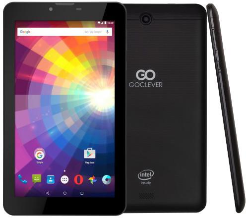 """GOCLEVER Quantum 700 Mobile PRO, 7"""" - 8GB, 3G, černá"""