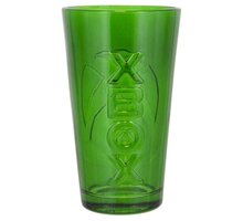 Sklenice Xbox - Logo, 3D, čirá - PP5689XB