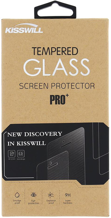 Kisswill Tvrzené sklo 0.3 mm pro Asus ZenFone Live ZB501KL