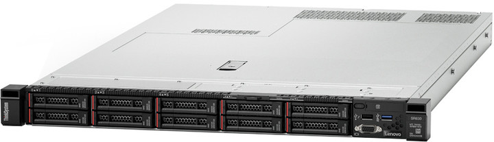 Lenovo ThinkSystem SR630 /S4114/Bez HDD/32GB/2x750W
