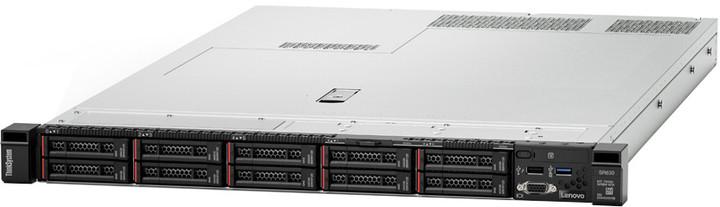 Lenovo ThinkSystem SR630 /S4110/3x1,2TB SAS/4x32GB/2x750W