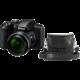Nikon Coolpix B600, černá + brašna