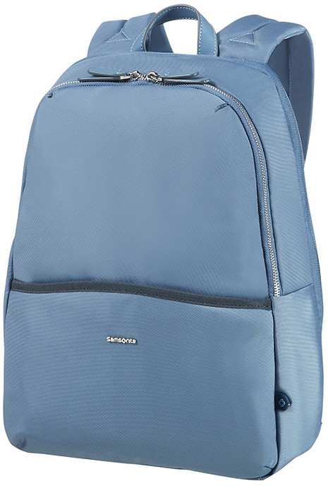 "Samsonite Nefti BACKPACK 14.1"" Moonlight Blue/Dark Navy"