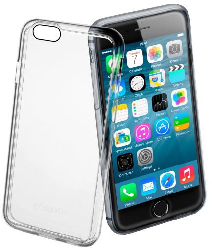 CellularLine zadní kryt pro iPhone 6, průhledný