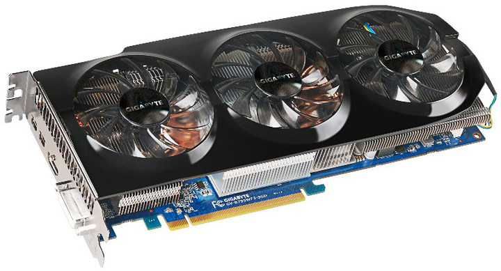 GIGABYTE HD 7950 WindForce 3 3GB