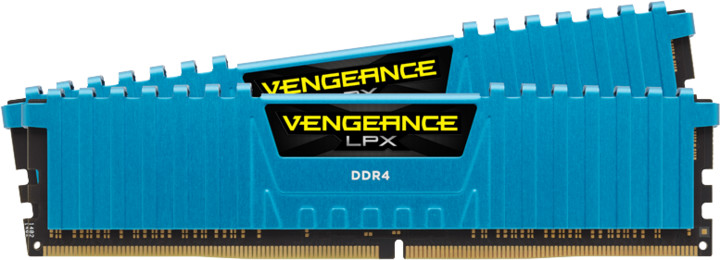 Corsair Vengeance LPX Blue 16GB (2x8GB) DDR4 3000
