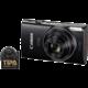 Canon IXUS 285 HS, černá  + Voucher až na 3 měsíce HBO GO jako dárek (max 1 ks na objednávku)