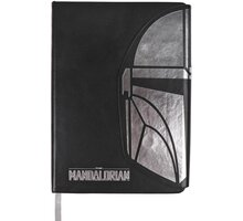 Zápisník Star Wars - The Mandalorian, Helmet (A5) - 2100003237