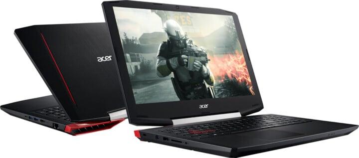 Acer Aspire VX15 (VX5-591G-51KT), černá