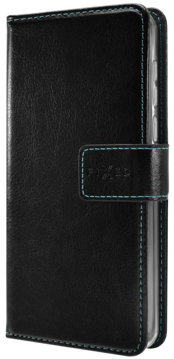 FIXED Opus pouzdro typu kniha pro Nubia Z11 Mini S, černé