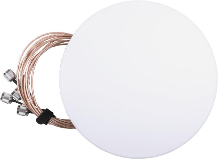 Cisco Meraki MR Dual-Band, 3,7dBI, RP-TNC pro MR53E, bílá