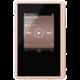 Pioneer XDP-02U, 16GB, růžová