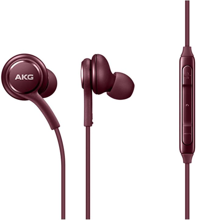 Samsung Sluchátka AKG Burgandy