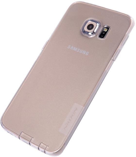 Nillkin Nature TPU pouzdro Transparent pro Samsung G925 Galaxy S6 Edge