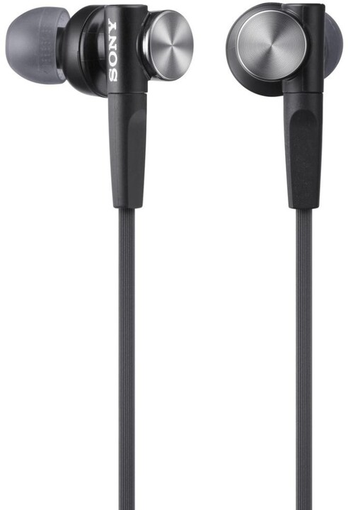 Sony MDR-XB50, černá