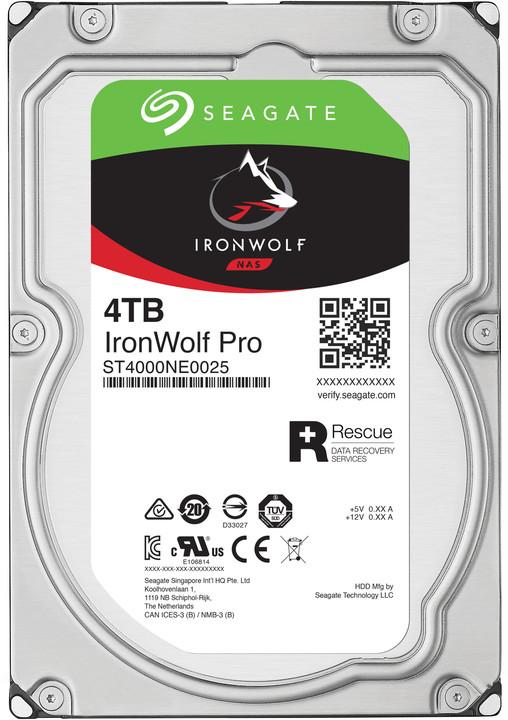 Seagate IronWolf PRO - 4TB