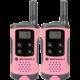 Motorola TLKR T41, růžová, vysílačky