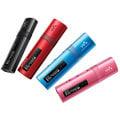 Sony NWZ-B183F, 4GB, červená