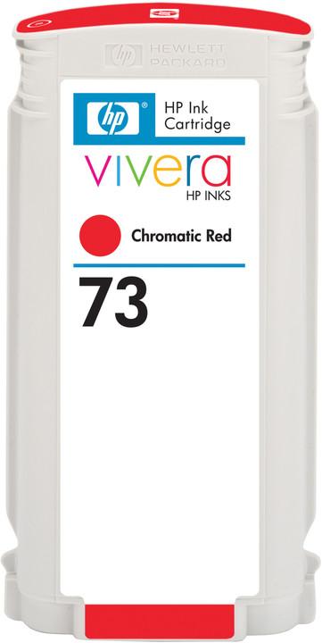 HP CD951A no. 73, (130ml), chromatic red