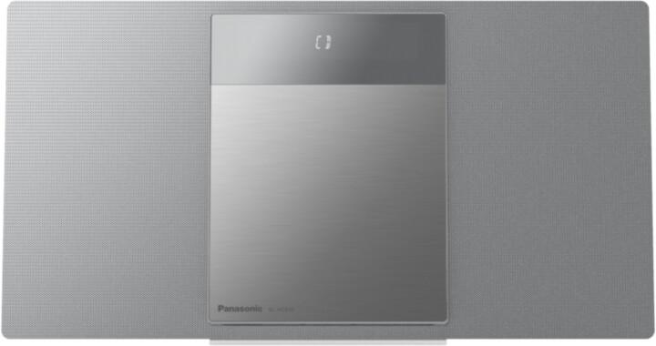 Panasonic SC-HC410EG, stříbrná