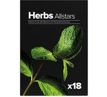 Plantui Herbs Allstars, 18 kapslí, výběr rostlin Nejlepší bylinky Kuki TV na 2 měsíce zdarma