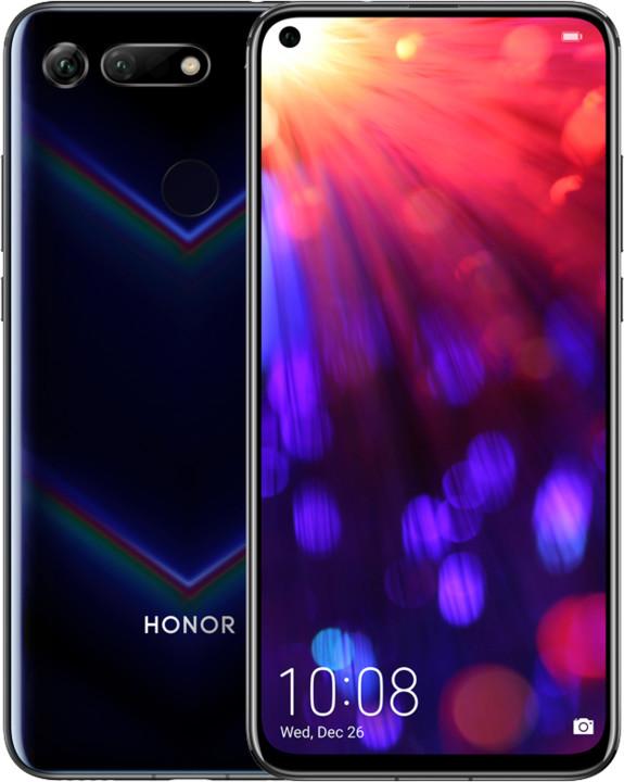 Honor View 20, 6GB/128GB, černá